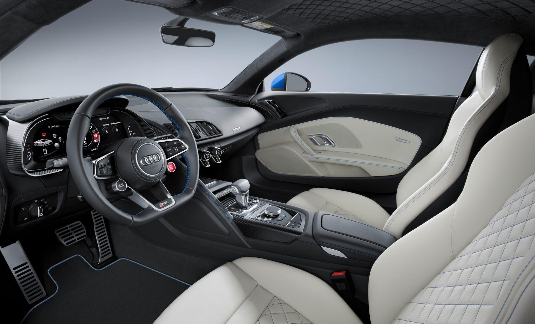 Int 233 Rieur Audi R8 Du Luxe Dans La Moindre Finition
