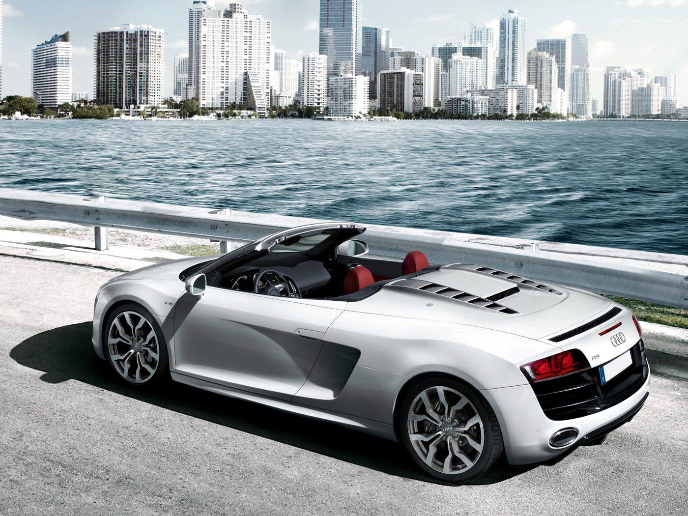 audi r8 spyder occasion allemagne. Black Bedroom Furniture Sets. Home Design Ideas