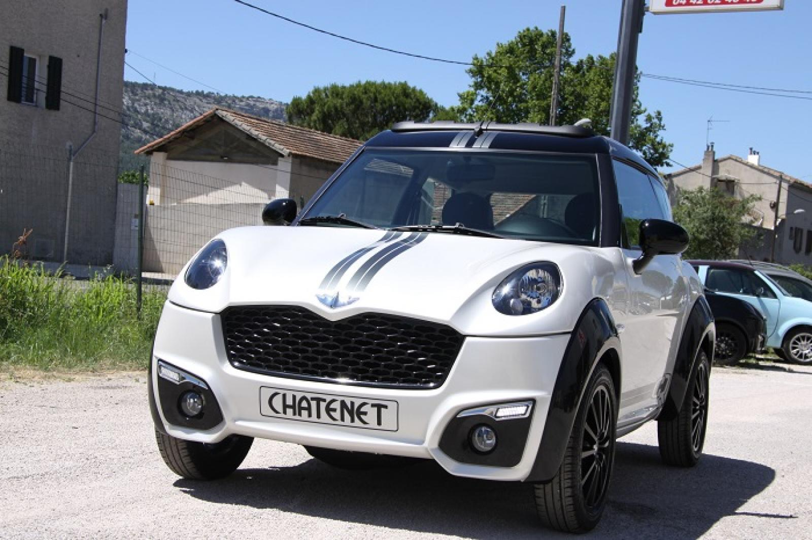 Concessionnaire Chatenet à Aubagne - Mazel Auto - voiture ...