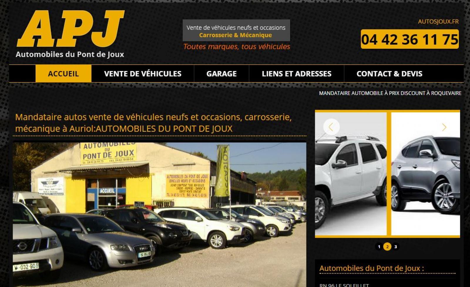 Mandataire automobile toutes marques aubagne automobiles du pont de joux voiture neuve et d - Garage beausejour mercedes aubagne ...