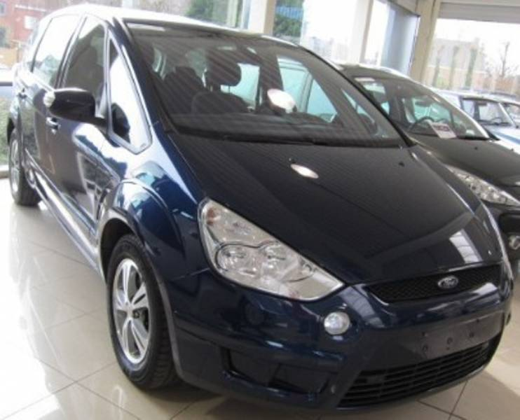 ford s max 1 8 tdci 125 12 2007 titanium gps marseille bouches du rhone paca 13990 euros. Black Bedroom Furniture Sets. Home Design Ideas
