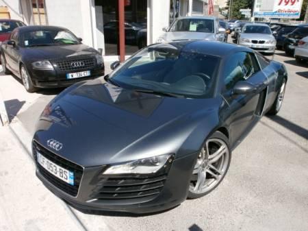 A vendre occasion audi r8 v8 fsi 420 cv quattro r tronic aubagne voiture neuve et d - Garage beausejour mercedes aubagne ...
