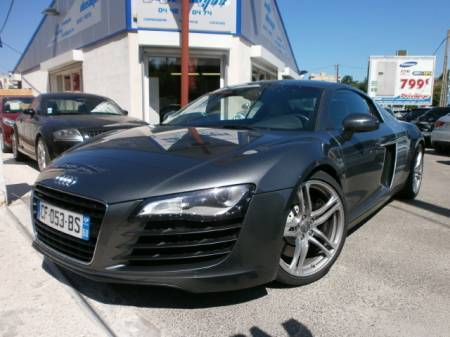 a vendre occasion audi r8 v8 fsi 420 cv quattro r tronic aubagne voiture neuve et d. Black Bedroom Furniture Sets. Home Design Ideas