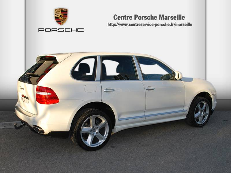 porsche cayenne diesel d 39 occasion avec la garantie porsche approved sur marseille voiture. Black Bedroom Furniture Sets. Home Design Ideas
