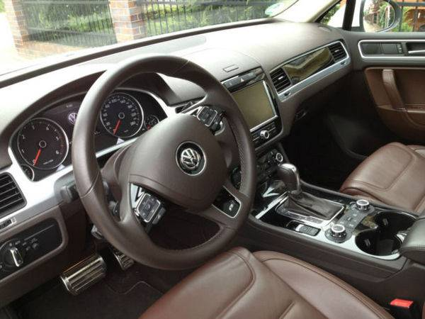 volkswagen touareg 3l v6 tdi d 39 occasion marseille. Black Bedroom Furniture Sets. Home Design Ideas