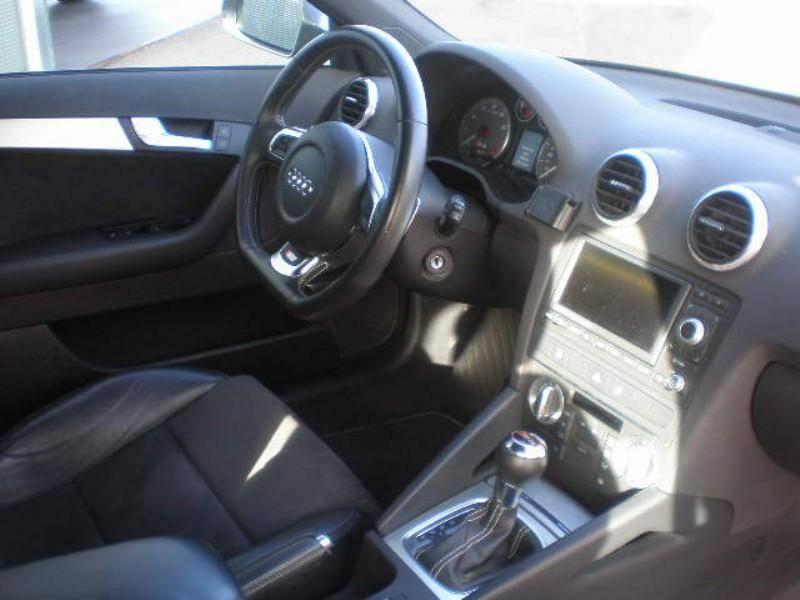 audi s3 sportback 2 0 265 ch d 39 occasion vendre la garde voiture neuve et d 39 occasion de. Black Bedroom Furniture Sets. Home Design Ideas