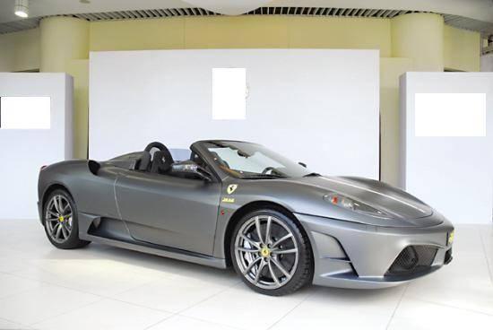 ferrari f430 spider f1 m 16 d 39 occasion vendre voiture neuve et d 39 occasion de luxe marseille. Black Bedroom Furniture Sets. Home Design Ideas