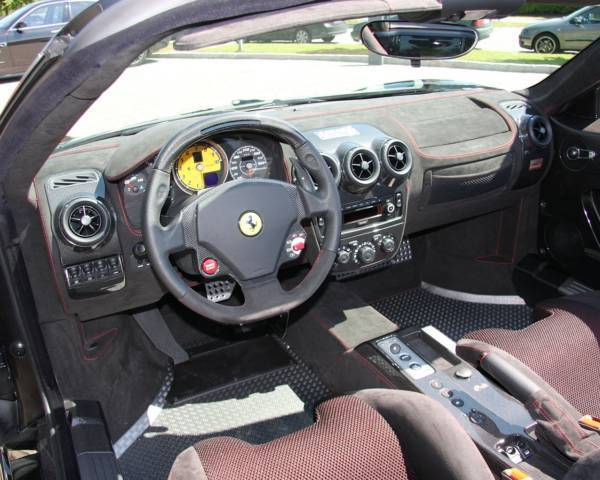 ferrari f430 spider f1 m 16 d 39 occasion vendre voiture neuve et d 39 occasion de luxe marseille. Black Bedroom Furniture Sets. Home Design Ideas