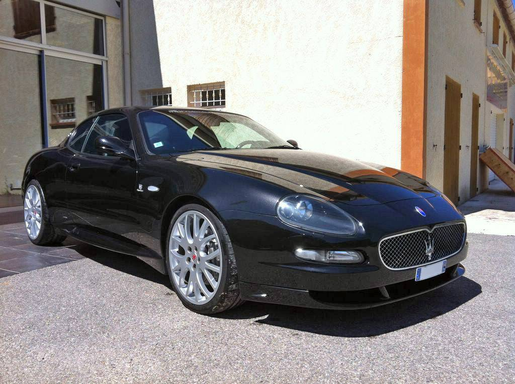 maserati gran sport 4 2l v8 d 39 occasion vendre sur. Black Bedroom Furniture Sets. Home Design Ideas