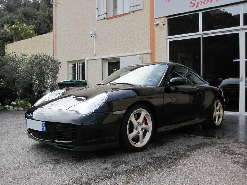 porsche 996 carrera 4s 3 6 d 39 occasion de 2005 vendre sur marseille voiture neuve et d. Black Bedroom Furniture Sets. Home Design Ideas