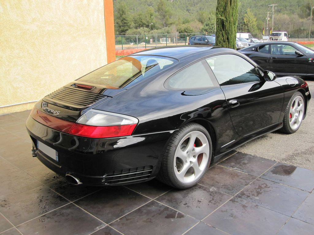 porsche 996 carrera 4s 3 6 d 39 occasion de 2005 vendre. Black Bedroom Furniture Sets. Home Design Ideas