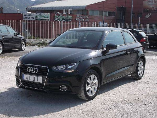 voiture d 39 occasion audi a1 1 6 tdi 90 fap ambition. Black Bedroom Furniture Sets. Home Design Ideas