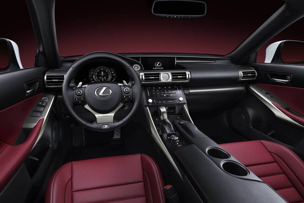 Lexus is 300h occasion