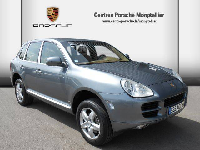 porsche cayenne v8 tiptronic d 39 occasion vendre montpellier voiture neuve et d 39 occasion de. Black Bedroom Furniture Sets. Home Design Ideas