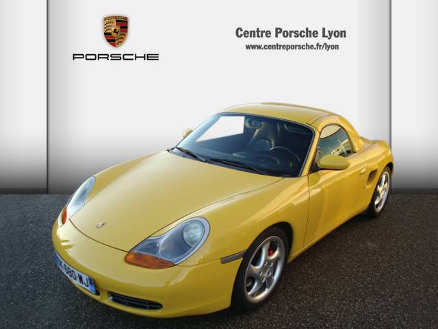porsche boxster s d 39 occasion de 2000 vendre lyon. Black Bedroom Furniture Sets. Home Design Ideas