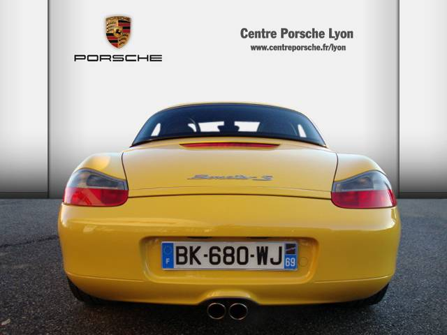 porsche boxster s d 39 occasion de 2000 vendre lyon voiture neuve et d 39 occasion de luxe. Black Bedroom Furniture Sets. Home Design Ideas