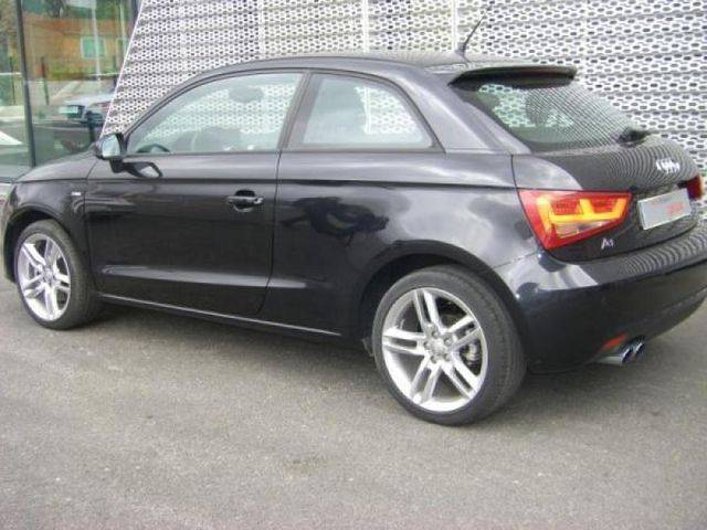 audi a1 1 6 tdi 90 s line voiture d 39 occasion diesel. Black Bedroom Furniture Sets. Home Design Ideas