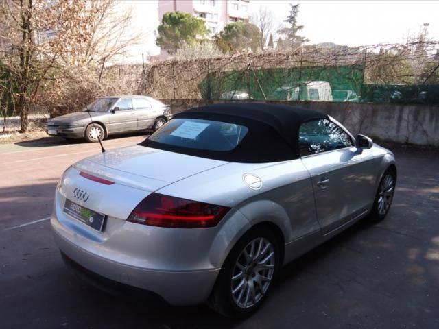 AUDI TT Roadster Cabriolet 2.0, voiture d'occasion à ...