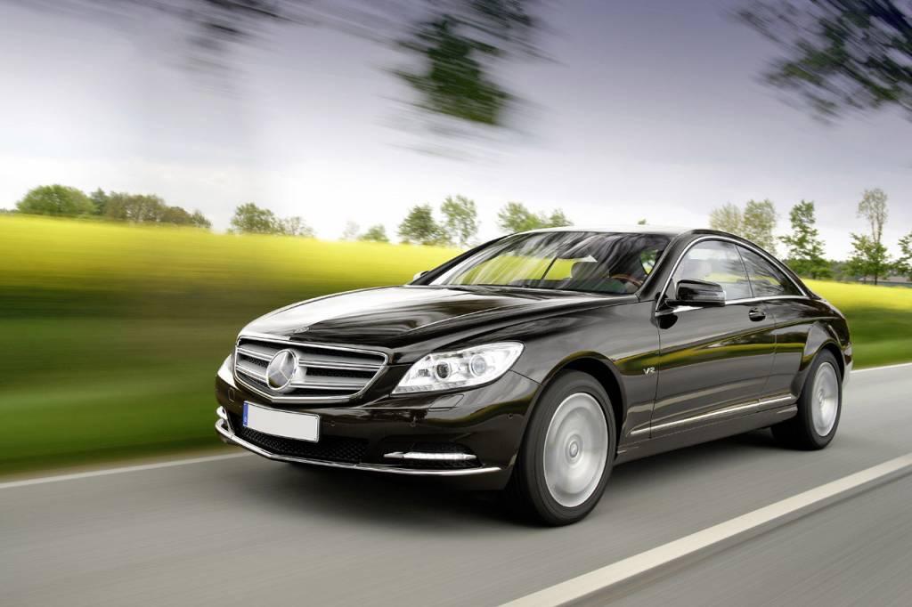Mercedes classe cl voiture neuve et d 39 occasion de luxe marseille avon - Garage beausejour mercedes aubagne ...