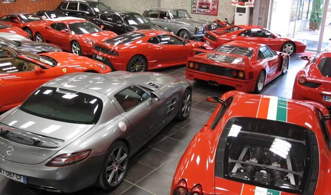 Garage colombo challenge avis voiture neuve et d 39 occasion de luxe marseille annonce voiture - Voiture occasion marseille garage ...