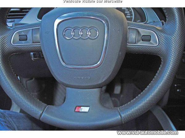 v hicule d 39 occasion audi a5 vendre marseille voiture. Black Bedroom Furniture Sets. Home Design Ideas