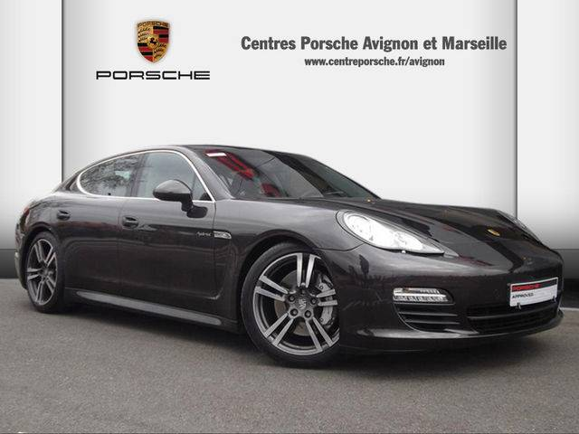 porsche panamera d 39 occasion marseille v6 3 0 380 s hybrid voiture neuve et d 39 occasion de. Black Bedroom Furniture Sets. Home Design Ideas