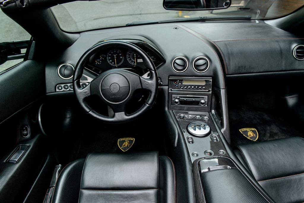Supercar Lamborghini Murcielago Roadster Premi Re