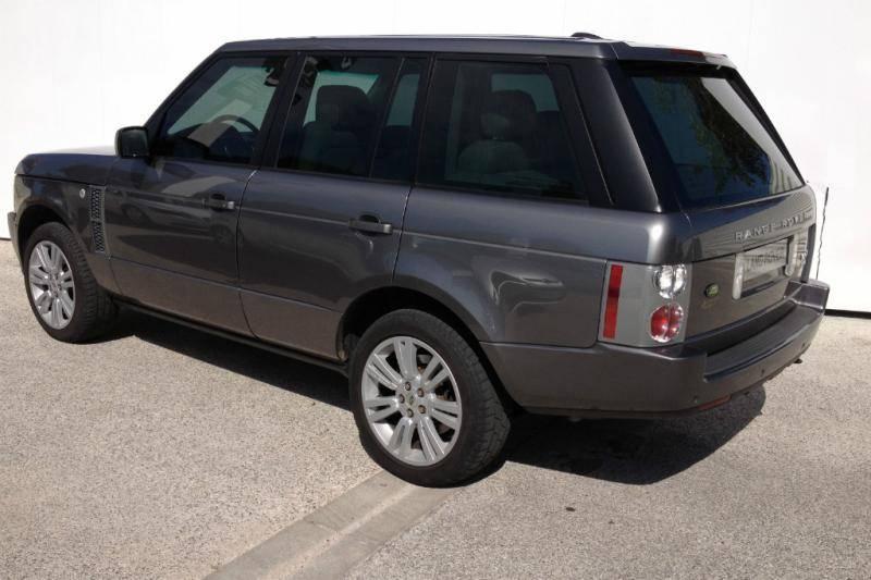 LAND-ROVER Range Rover d'occasion TDV8 Vogue à vendre ...