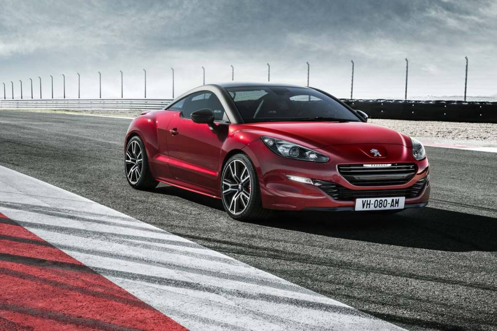 peugeot rcz r 2014 le v hicule le plus puissant de la. Black Bedroom Furniture Sets. Home Design Ideas