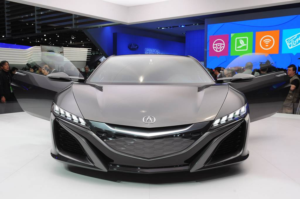honda nsx concept 2013 pour une meilleure synergie homme. Black Bedroom Furniture Sets. Home Design Ideas
