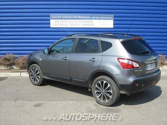 Nissan d 39 occasion marseille qashqai 1 6 dci130 voiture for Garage nissan marseille