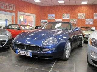 maserati coupe cambiocorsa d 39 occasion vendre bouches du rhone 13 voiture neuve et d. Black Bedroom Furniture Sets. Home Design Ideas