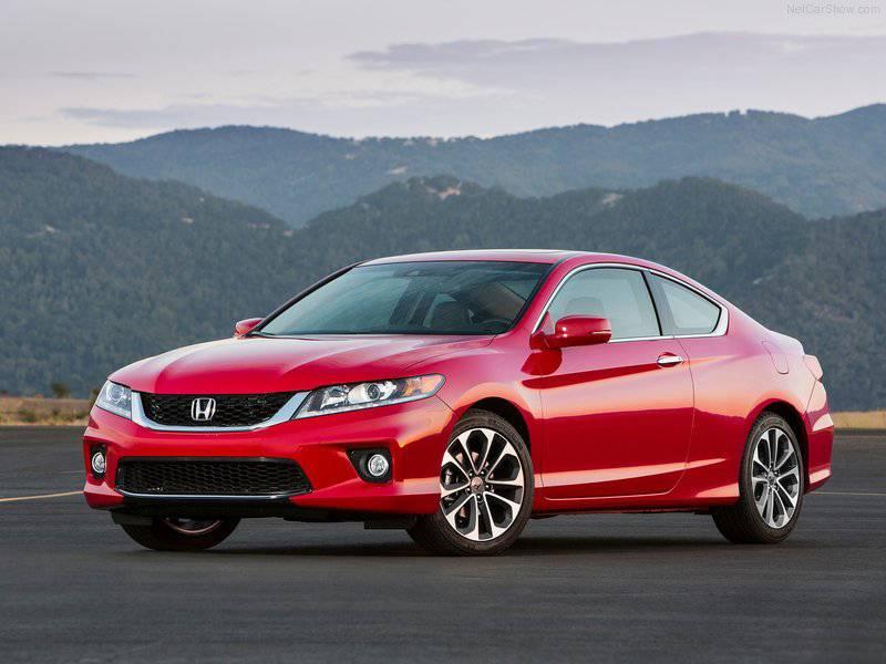 Honda Myrtle Beach >> Nouvelle Honda Accord 2013, élégance et design haut de ...