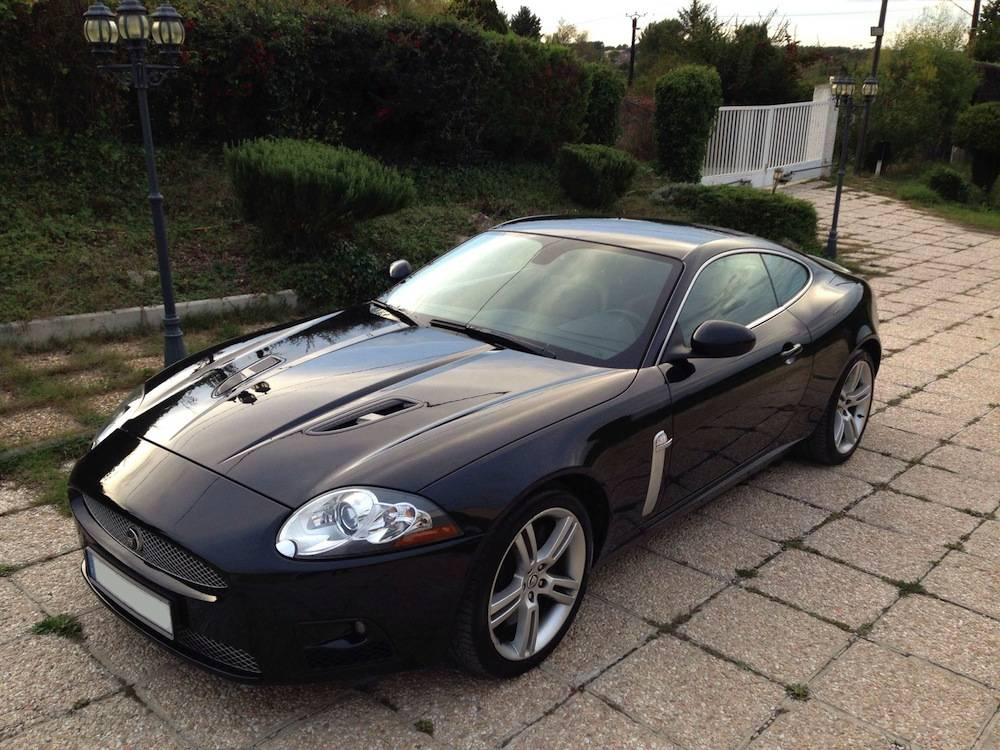 jaguar xkr 2008 occasion noire aix en provence voiture neuve et d 39 occasion de luxe marseille. Black Bedroom Furniture Sets. Home Design Ideas