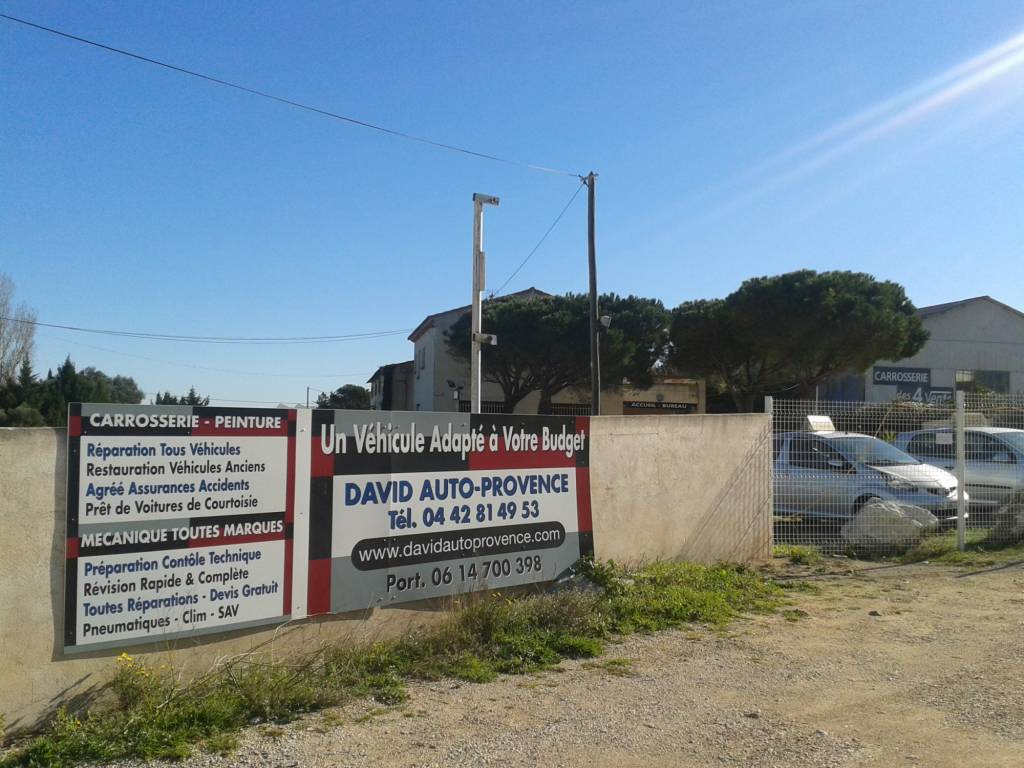 Garage automobile ch teauneuf les martigues vente de for Garage ford bouches du rhone