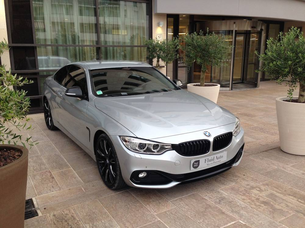 bmw 420d sport aix en provence voiture neuve et d. Black Bedroom Furniture Sets. Home Design Ideas