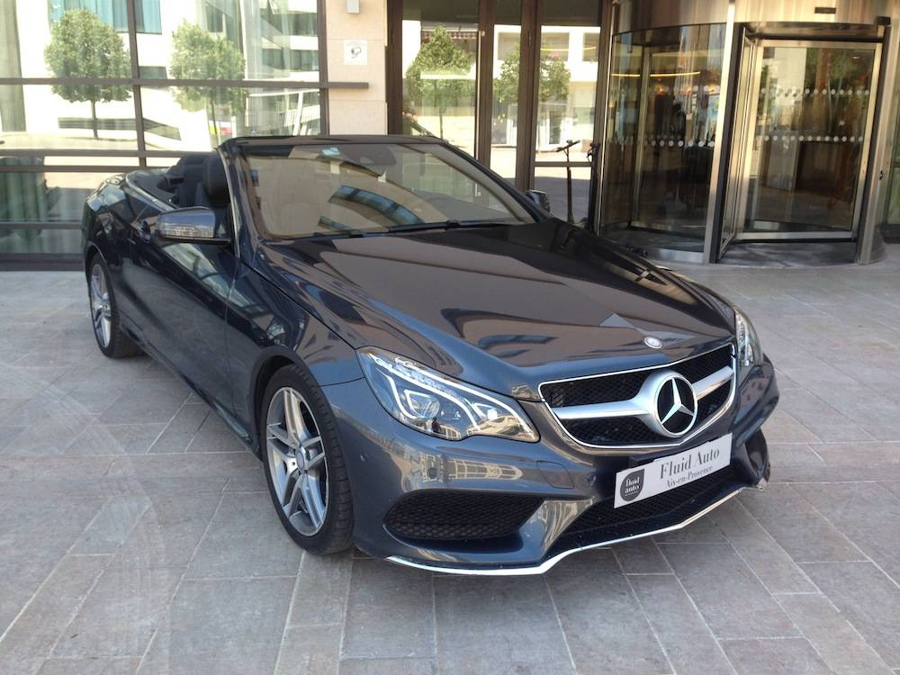 mercedes classe e cabriolet 350cdi amg aix en provence voiture neuve et d 39 occasion de luxe. Black Bedroom Furniture Sets. Home Design Ideas