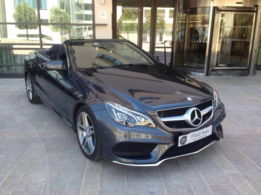 Mercedes classe e cabriolet 350cdi amg aix en provence voiture neuve et d 39 occasion de luxe - Garage mercedes aix en provence ...