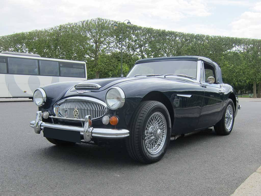austin healey 3000 mkiii bj8 voiture neuve et d 39 occasion. Black Bedroom Furniture Sets. Home Design Ideas