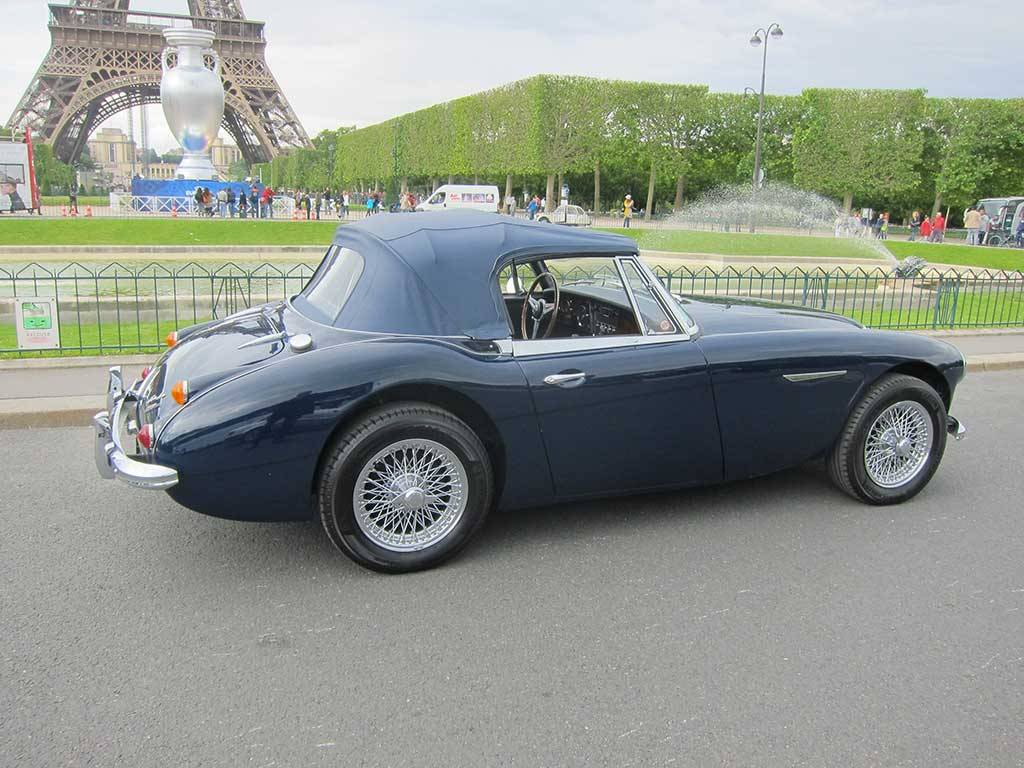 austin healey 3000 mkiii bj8 voiture neuve et d 39 occasion de luxe marseille avon. Black Bedroom Furniture Sets. Home Design Ideas