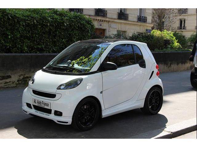 smart fortwo 2 ii 75 kw coupe brabus softouch voiture. Black Bedroom Furniture Sets. Home Design Ideas