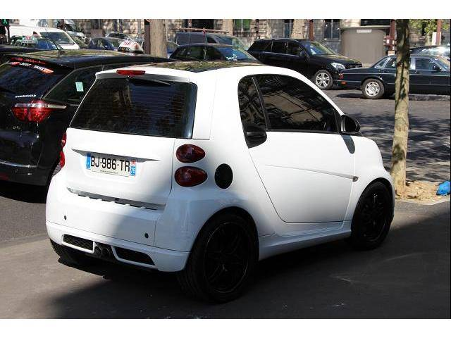 smart fortwo 2 ii 75 kw coupe brabus softouch voiture neuve et d 39 occasion de luxe marseille. Black Bedroom Furniture Sets. Home Design Ideas