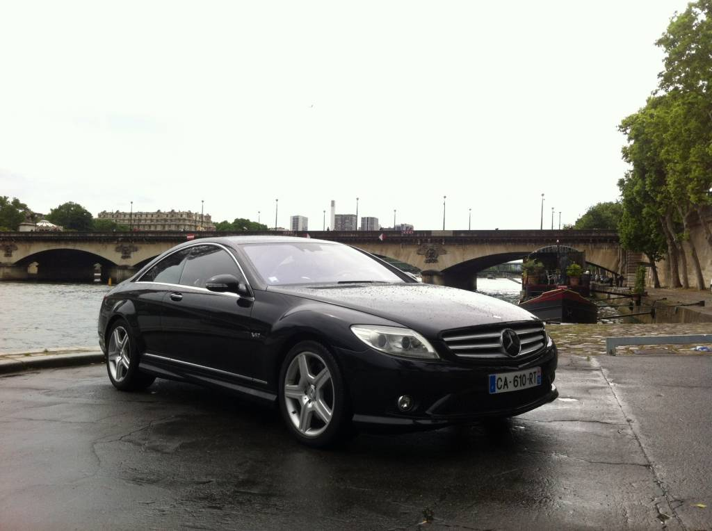 mercedes classe cl 600 7 g tronic voiture neuve et d 39 occasion de luxe marseille avon. Black Bedroom Furniture Sets. Home Design Ideas