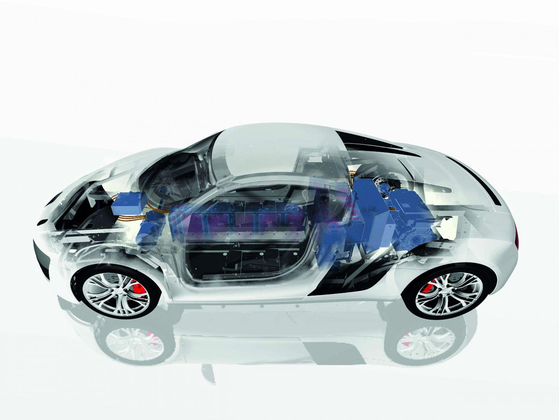 voiture hybride rechargeable audi r8 e tron voiture neuve et d 39 occasion de luxe marseille. Black Bedroom Furniture Sets. Home Design Ideas