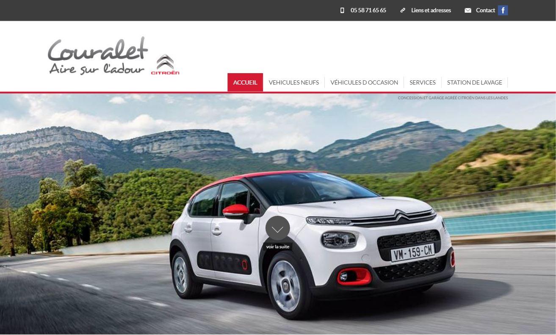 Garage agréé Citroën dans les Landes à Aire-sur-l'Ardour ...