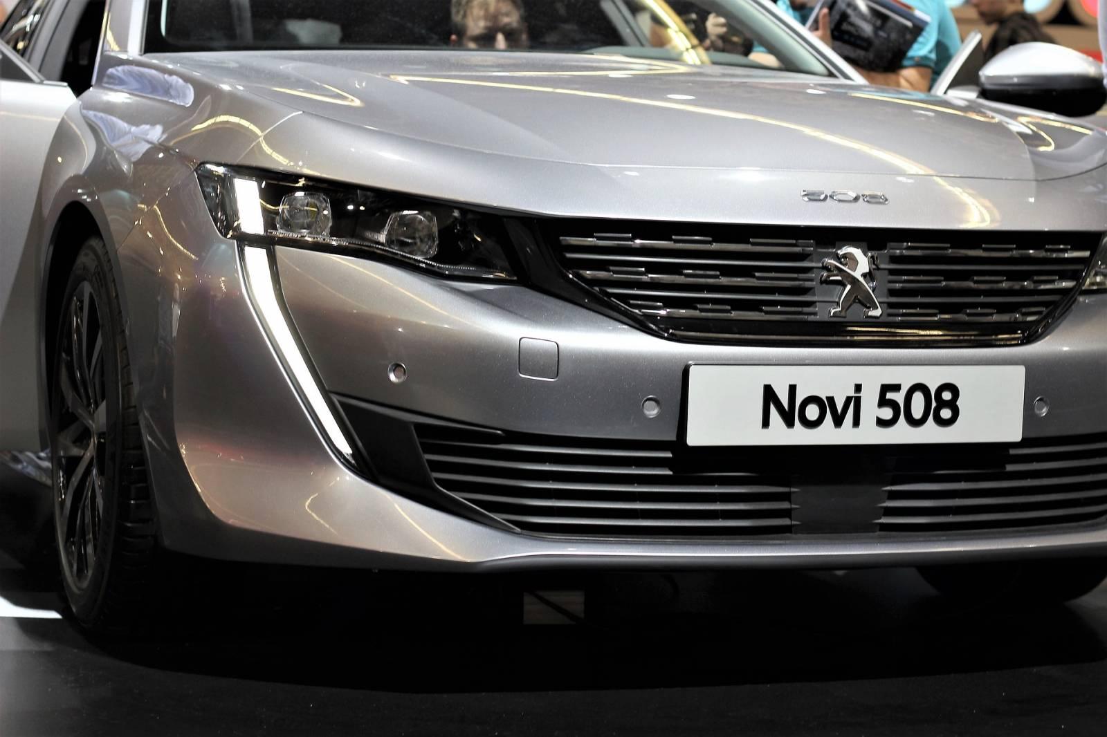 Acheter votre nouvelle Peugeot 508 SW toute équipée à Lyon ...
