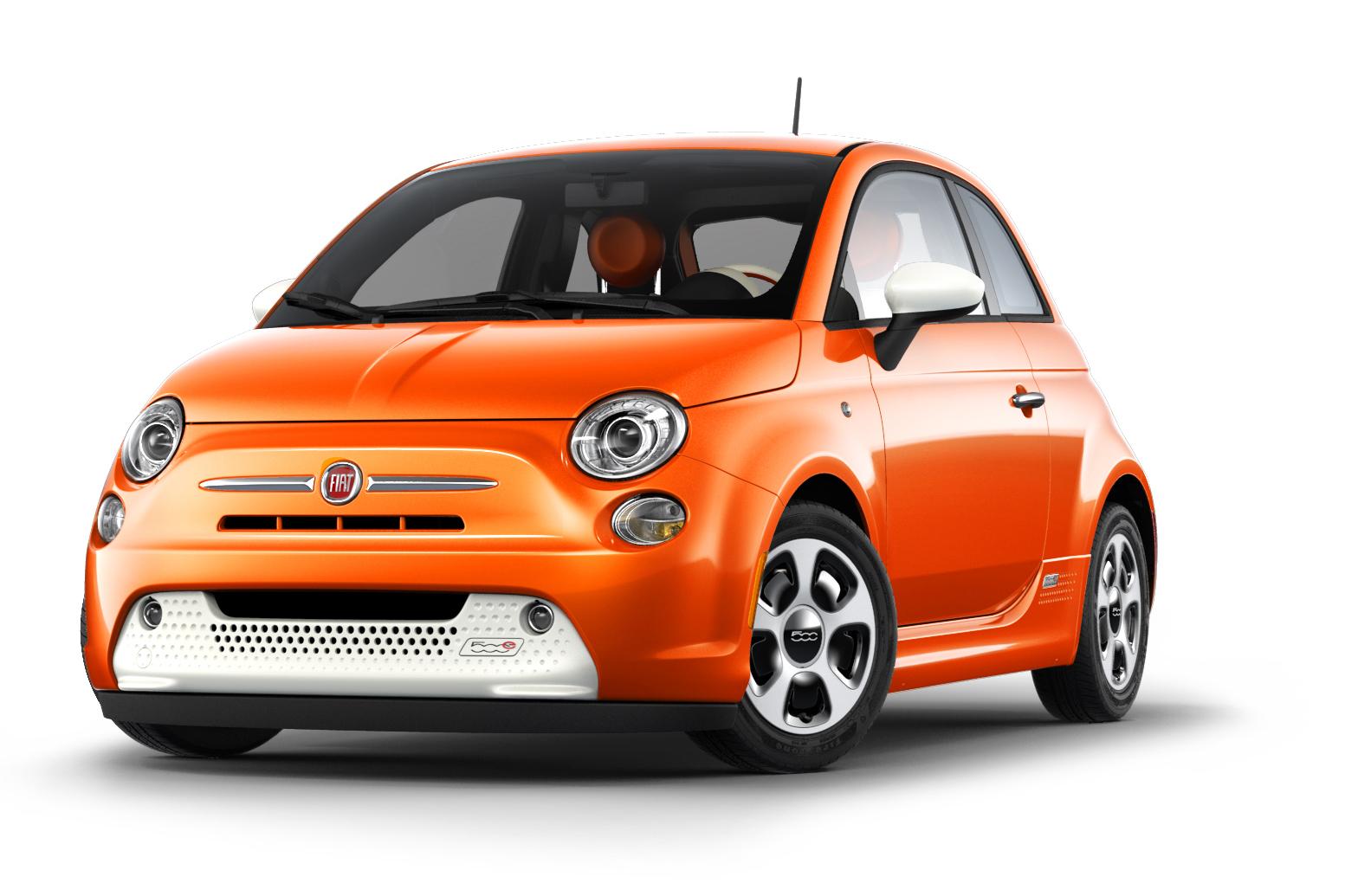 Voiture électrique italienne Fiat e500 - voiture neuve et ...