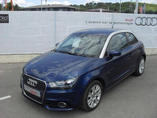 audi a1 d 39 occasion 1 4 tfsi 122 ambition s tronic voiture. Black Bedroom Furniture Sets. Home Design Ideas