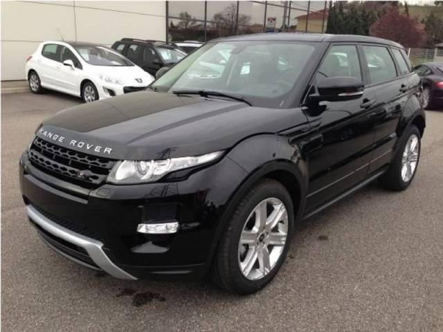 Suv Land Rover Rr Evoque Dynamic Gps Toit Pano Voiture