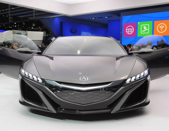 honda nsx concept 2013 pour une meilleure synergie homme machine voiture neuve et d 39 occasion. Black Bedroom Furniture Sets. Home Design Ideas